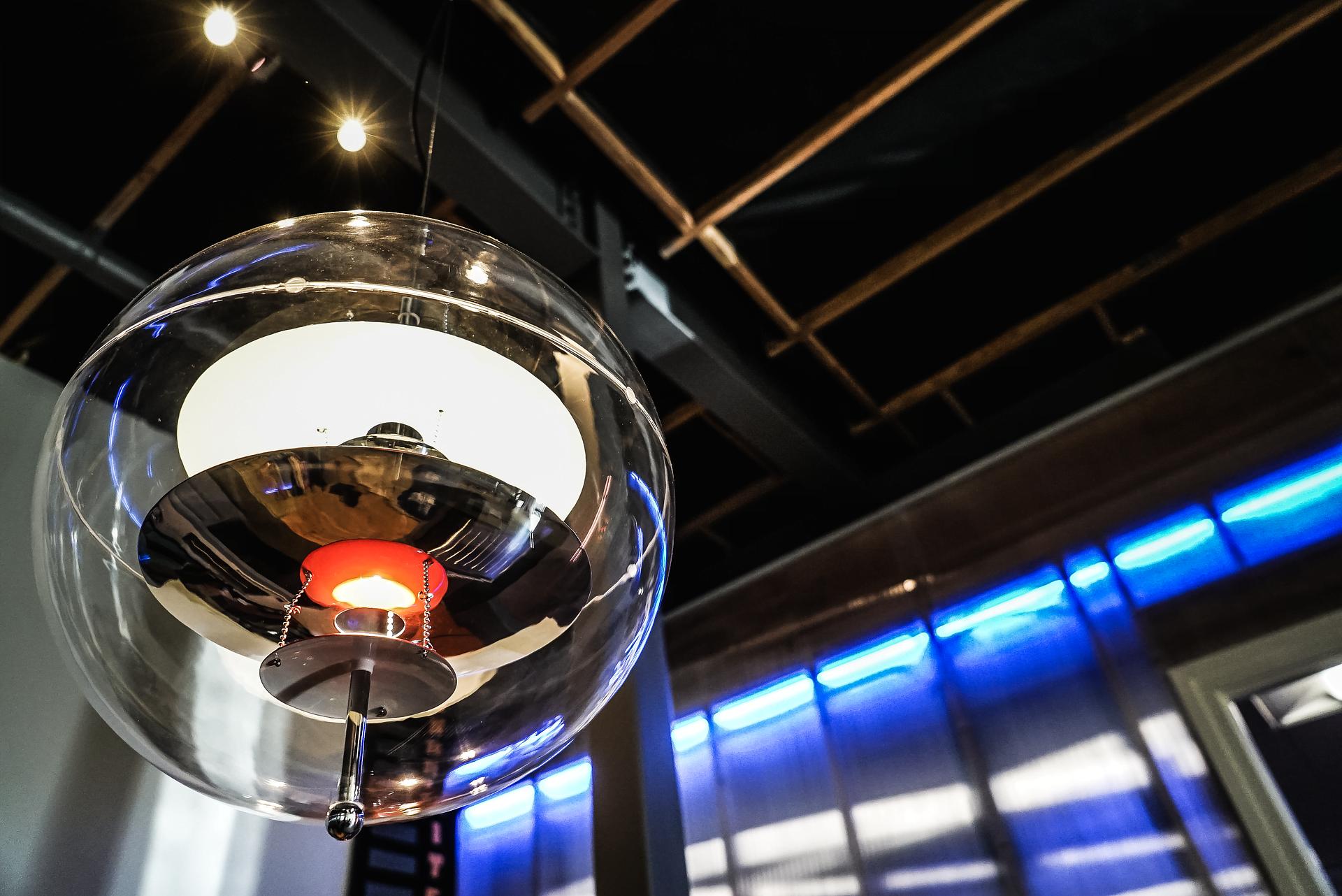 modern lighting fixture