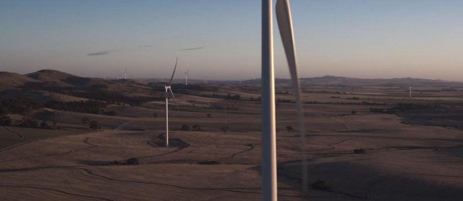 Bulgana wind farm