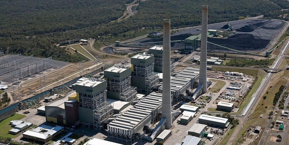 Eraring Coal Plant